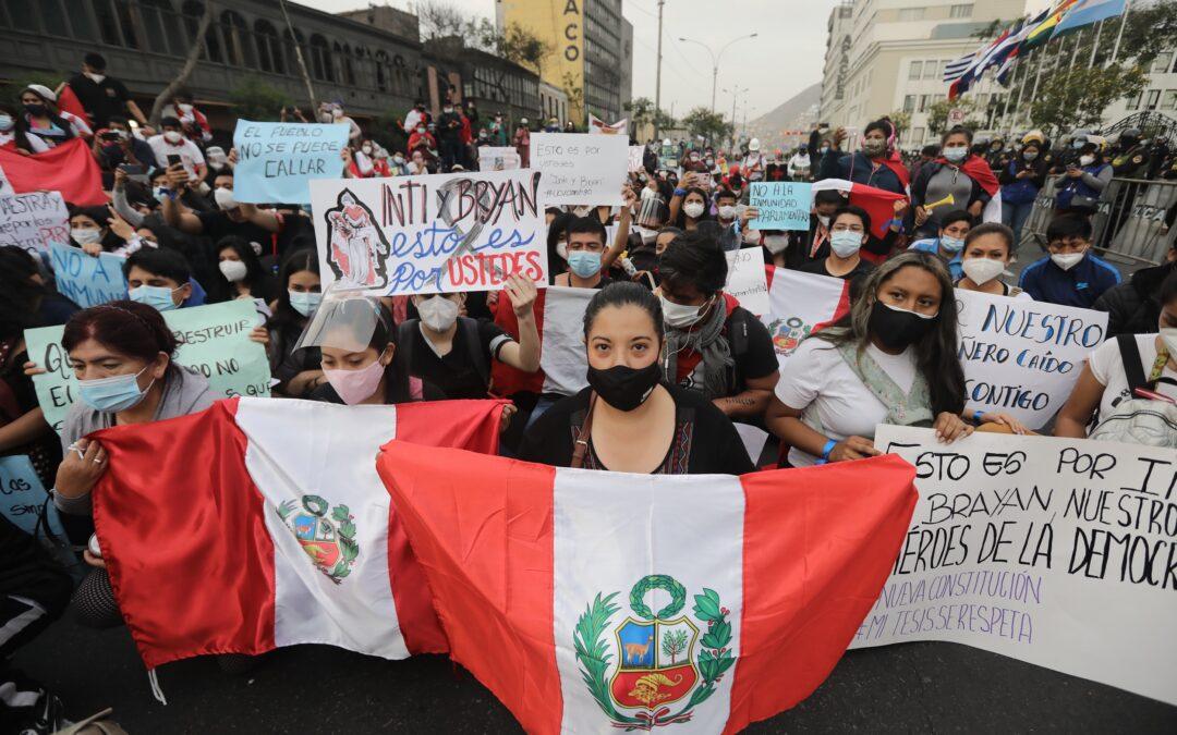 Perú: Una democracia en la encrucijada